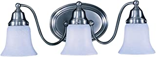 product image for Framburg 8413 PN 3-Light Magnolia Sconce, Polished Nickel
