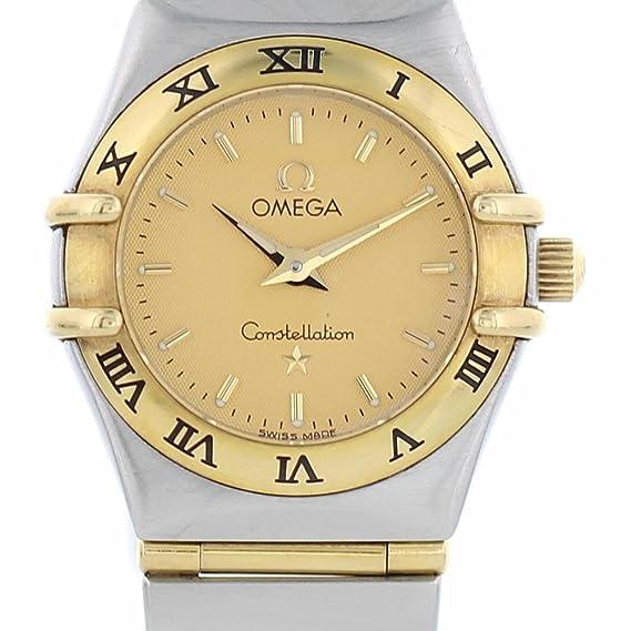 Omega Reloj De Cuarzo De La Constelación 795.1203 para Mujeres