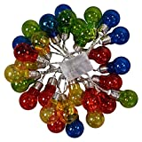 30 LED Christmas LED String Ball Lights Xmas Wedding Party Decor Lamp Colorful Clear