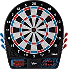 Viper 777 Electronic Soft Tip Dartboard Black One Size unisex-adult