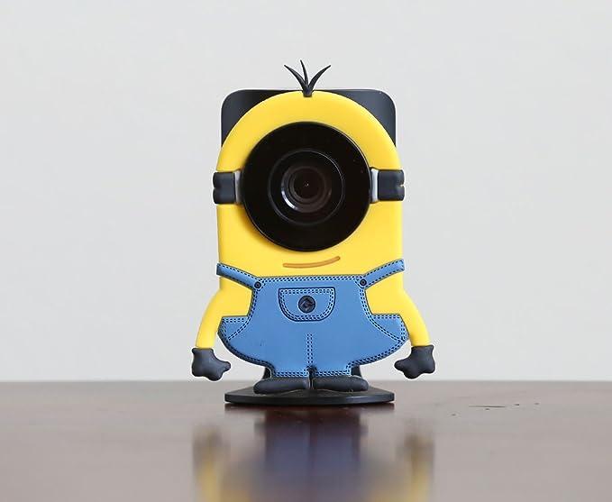 Minion Camera Case : Amazon.com : hide your cam nest cam camouflage cover skin case