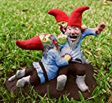 Zombie Gnomes: I Live