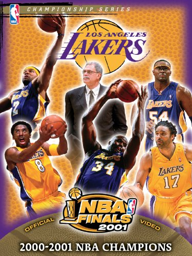 2001 Lakers