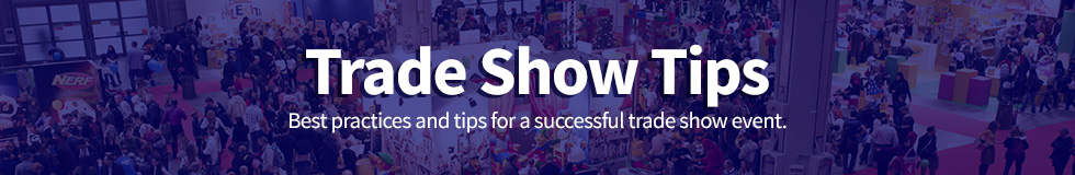 Promopeddler Trade Show Tips