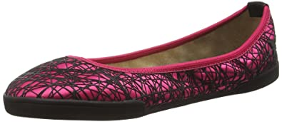 Izzie, Ballerines Femme - Rose - Pink (Raspberry) - 36 EU (3 UK)Butterfly Twists