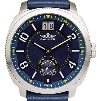 Swiss Balmer Mens Stratos Watch Made PkilwuTZXO