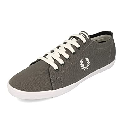 Baskets Fred Perry Kingston Two Tone EVKusnL