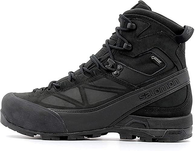 Salomon X Alp MTN GTX Mountaineering Boot Women's Black