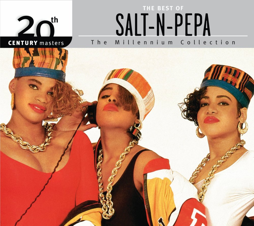 Get up everybody (get up), a song by salt-n-pepa, spinderella on.