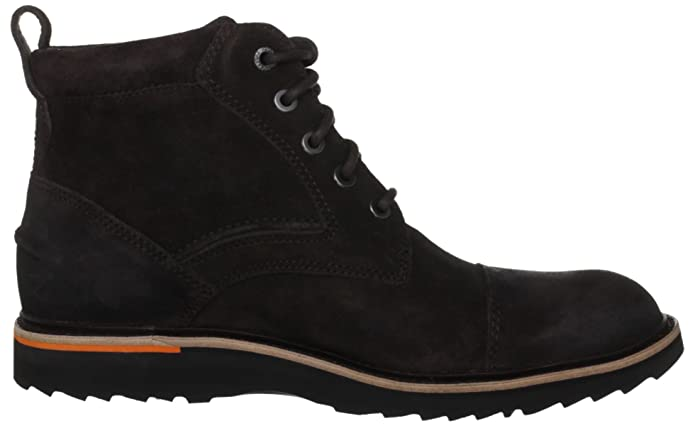 Rockport Union Street Cap Boot K72602, Bottes homme - Marron-TR-MR, 42 EU