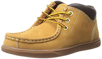 toddlerlittle Kidbig Leather Timberland Boot Chukka Moc Groveton wfvwpq1F