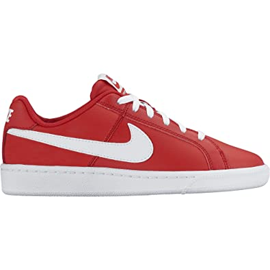 zapatillas nike court royale rojas
