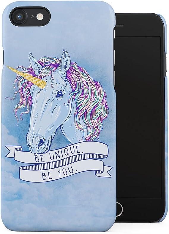 Horse & Unicorn Iphone 7 Snap Case