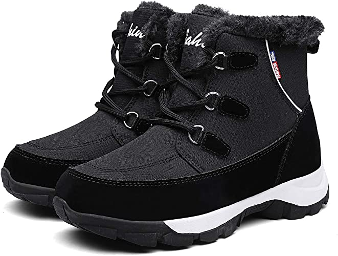 Women's Snow Boots Winter Waterproof