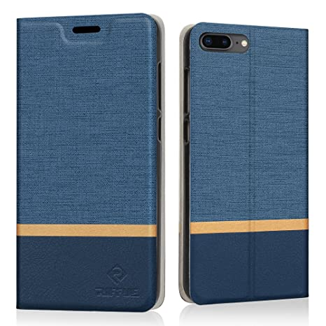 custodia iphone 8 plus blu denim