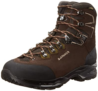 Lowa Men's Ticam II GTX Hiking Boot, Brown/Olive, ...