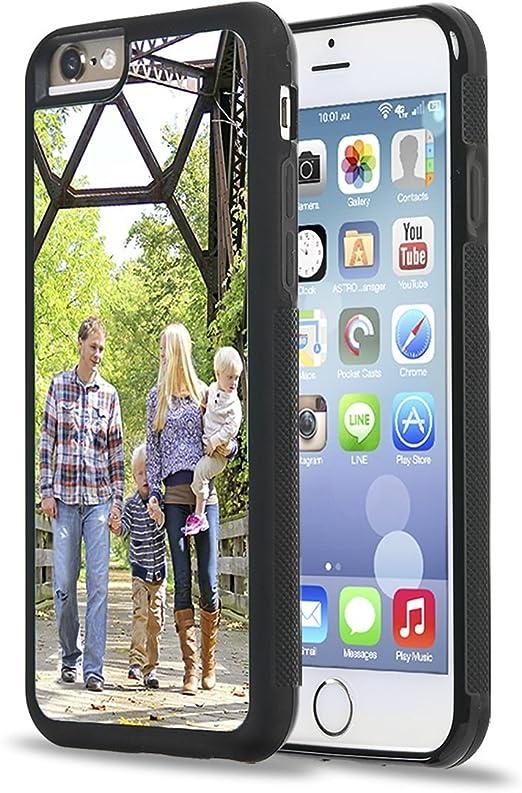 Custom iPhone cases iPhone 7 Plus Izercase [personnalisée Photo Coque] faire votre propre téléphone Coque