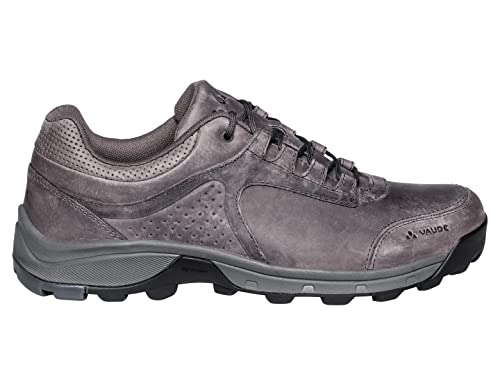 Mens Tvl Comrus Leather Low Rise Hiking Shoes Vaude DVvRY