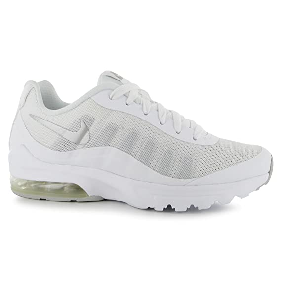 Nike Air Max Invigor Training Shoes Womens WhiteSilv Gym