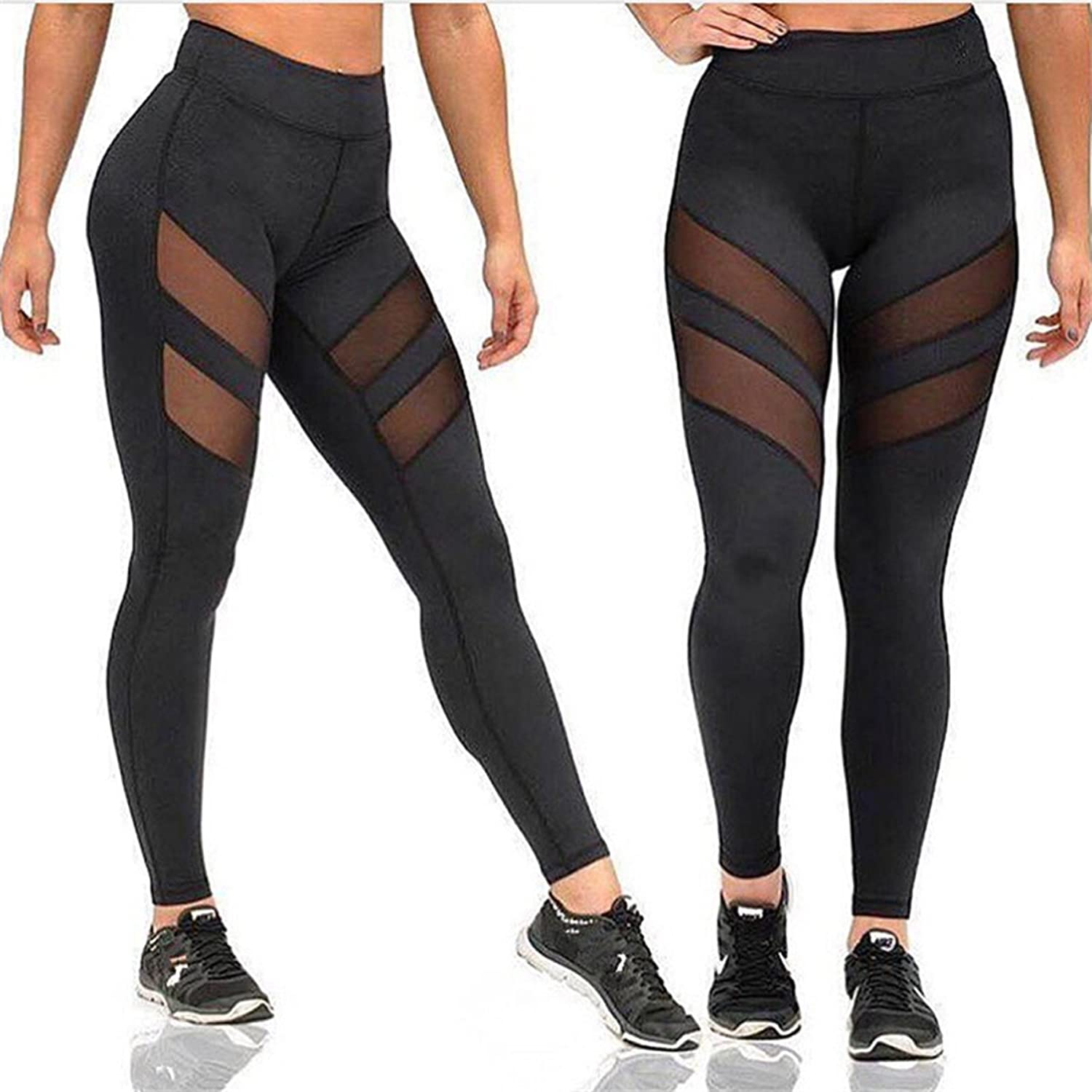 Amazon Best Sellers: Best Women's Sports Compression Pants & Tights