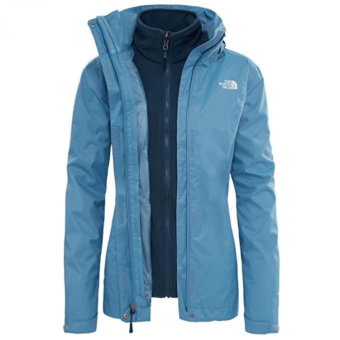 The North Face w evolve triclimate jkt giacca donna