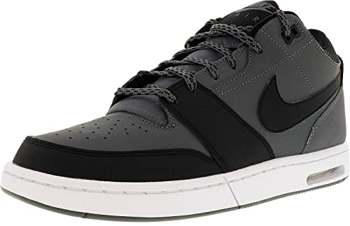 Stepback Zapatillas Dark Black Nike Baloncesto Grey De Para Air wP0v8nOymN