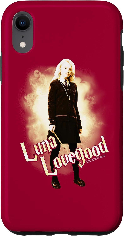 Amazon.com: iPhone XR Harry Potter Luna Lovegood Full Body Case