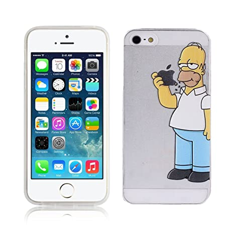 custodia iphone 7 simpson