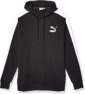 PUMA Rebel French Terry Sweat à Capuche pour Homme: Amazon