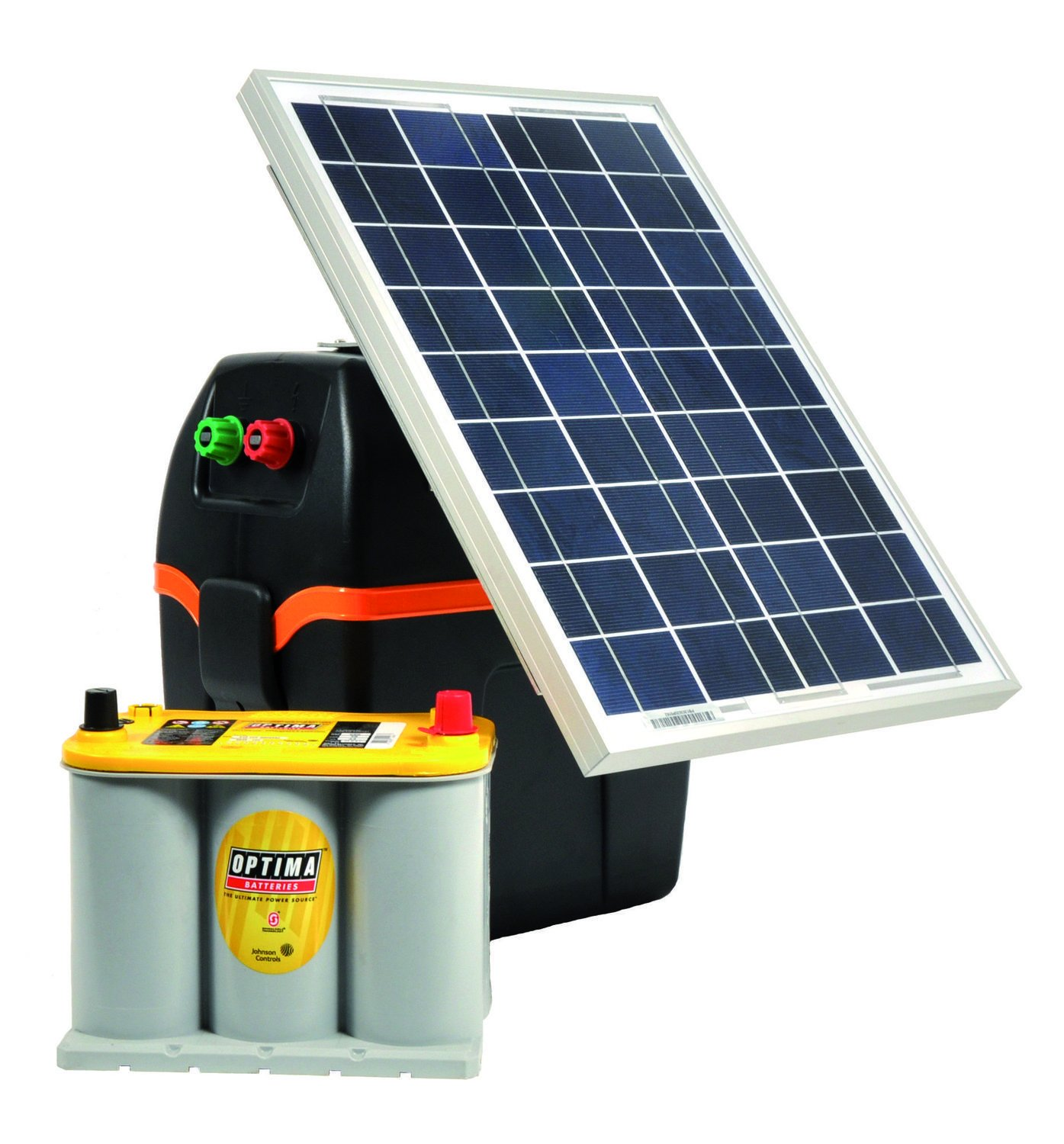 gallagher solar electric fence charger