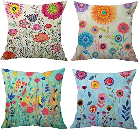Hangood Throw Pillow Case Cushion