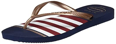 Havaianas Damen Slim Nautical Zehentrenner