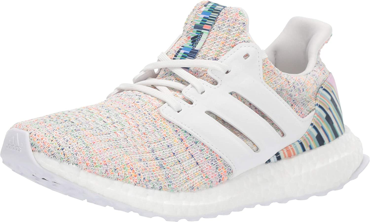 adidas Running Ultraboost Crystal White/Crystal White/Glow ...