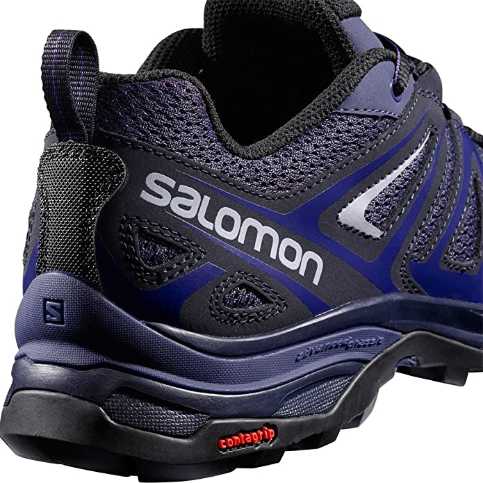 Salomon X Ultra 3 Prime Blau, Damen EU 38 2/3 - Farbe Crown Blue-Night Sky-Spectrum Blue Damen Crown Blue - Night Sky - Spectrum Blue, Größe 38 2/3 - Blau