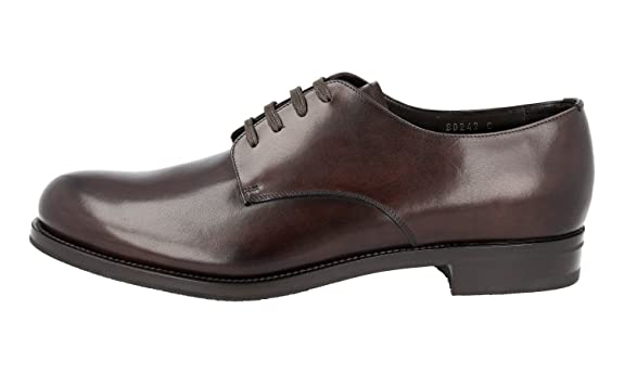Men's 2EA113 Leather Business Shoes