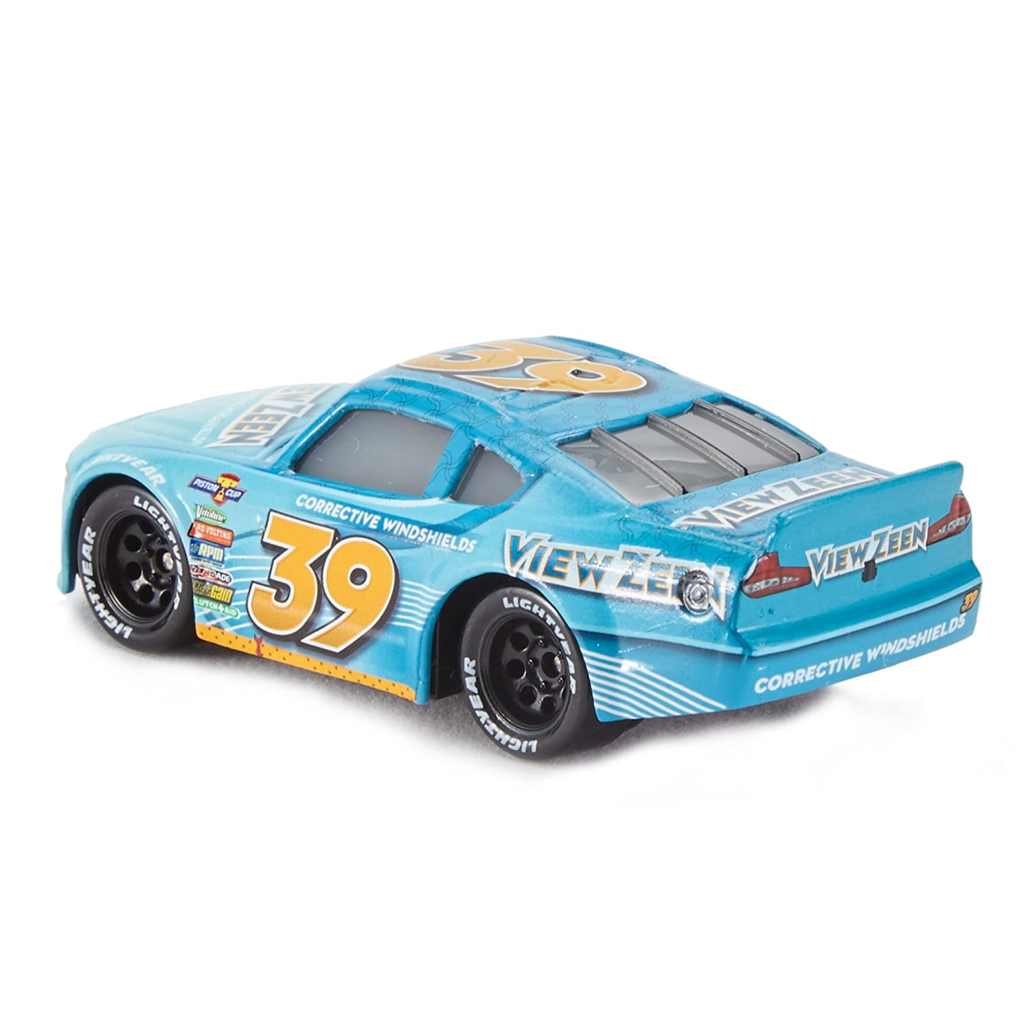 Greg Candyman Multicolor Cars 3 Mattel Vehículo Diecast Flm07 mnOy0v8wN