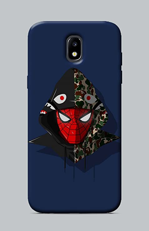 coque spider man samsung j3 2017
