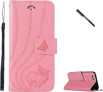 Tifightgo Cover Pelle iPhone 6 Plus/6S Plus, Flip Custodia e ...