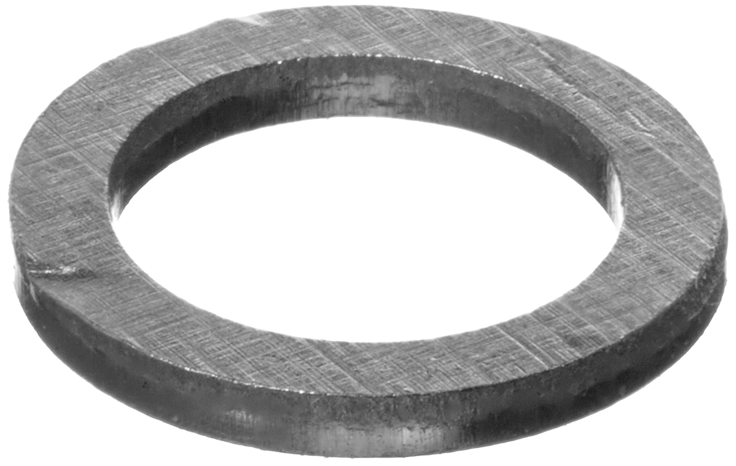 5052 Aluminum Round Shim, Unpolished (Mill) Finish, H01/H04 Temper, ASTM B209, 0.032' Thickness, 1/2' ID, 3/4' OD (Pack of 10) 0.032 Thickness 1/2 ID 3/4 OD (Pack of 10) Small Parts Inc
