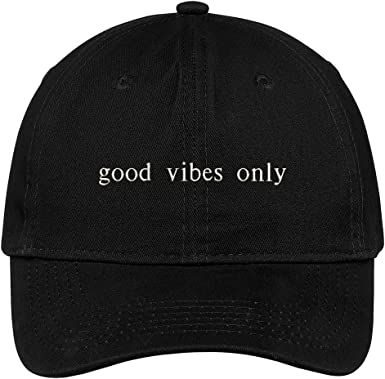Good Vibes Only Trucker Cap