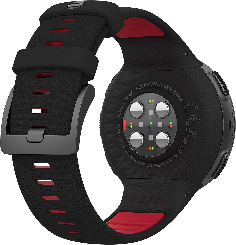 Amazon.com: Polar Vantage V - Reloj multideportivo GPS de ...
