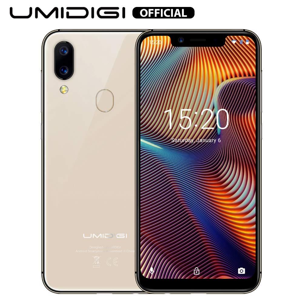UMIDIGI A3 Pro Mobile Phone Unlocked Dual 4G VoLTE Smart Phone 5 7