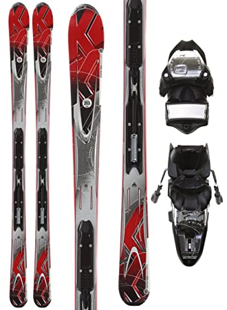 K a m p force carving skis marker m bindings