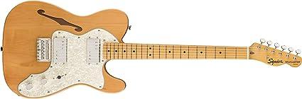 Squier by Fender Classic Vibe 70s Telecaster Guitarra eléctrica ...