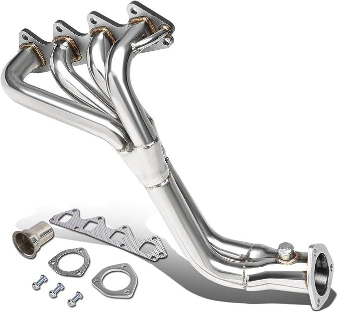 DNA MOTORING HDS-HT03V6 HDSHT03V6 Stainless Steel Exhaust Header Manifold