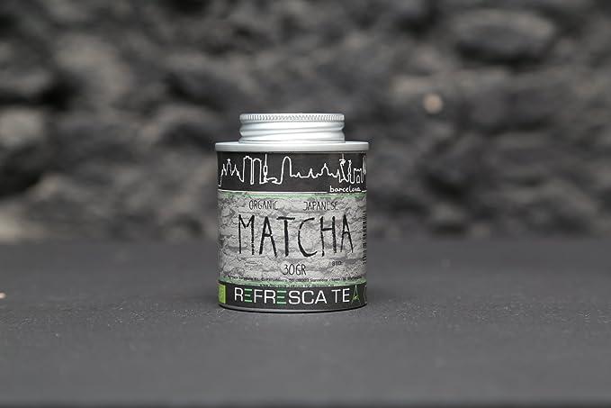 Té Matcha Organico, Suave, Japón, 30gr
