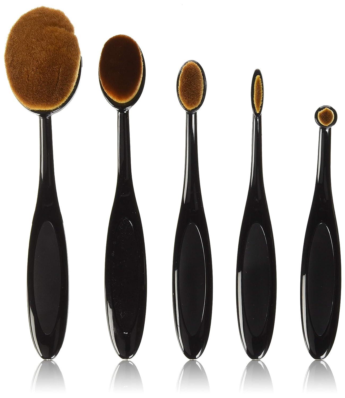 Ovee High end beauty contour 5 pc brush set