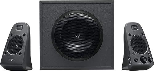Logitech Z625 Powerful THX Sound 2.1 Speaker System