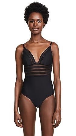 Heidi Klum Intimates Women s Nightshade Fling Bodysuit  Amazon.co.uk ... 9c25939f6