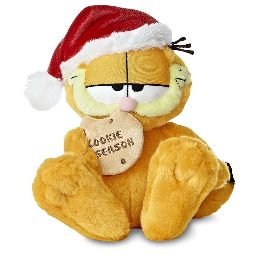 Disney Cookie Season Garfield | Garfield en Peluche | Peluche Garfield | 25cm